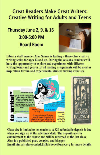 june2016creativewritingclass